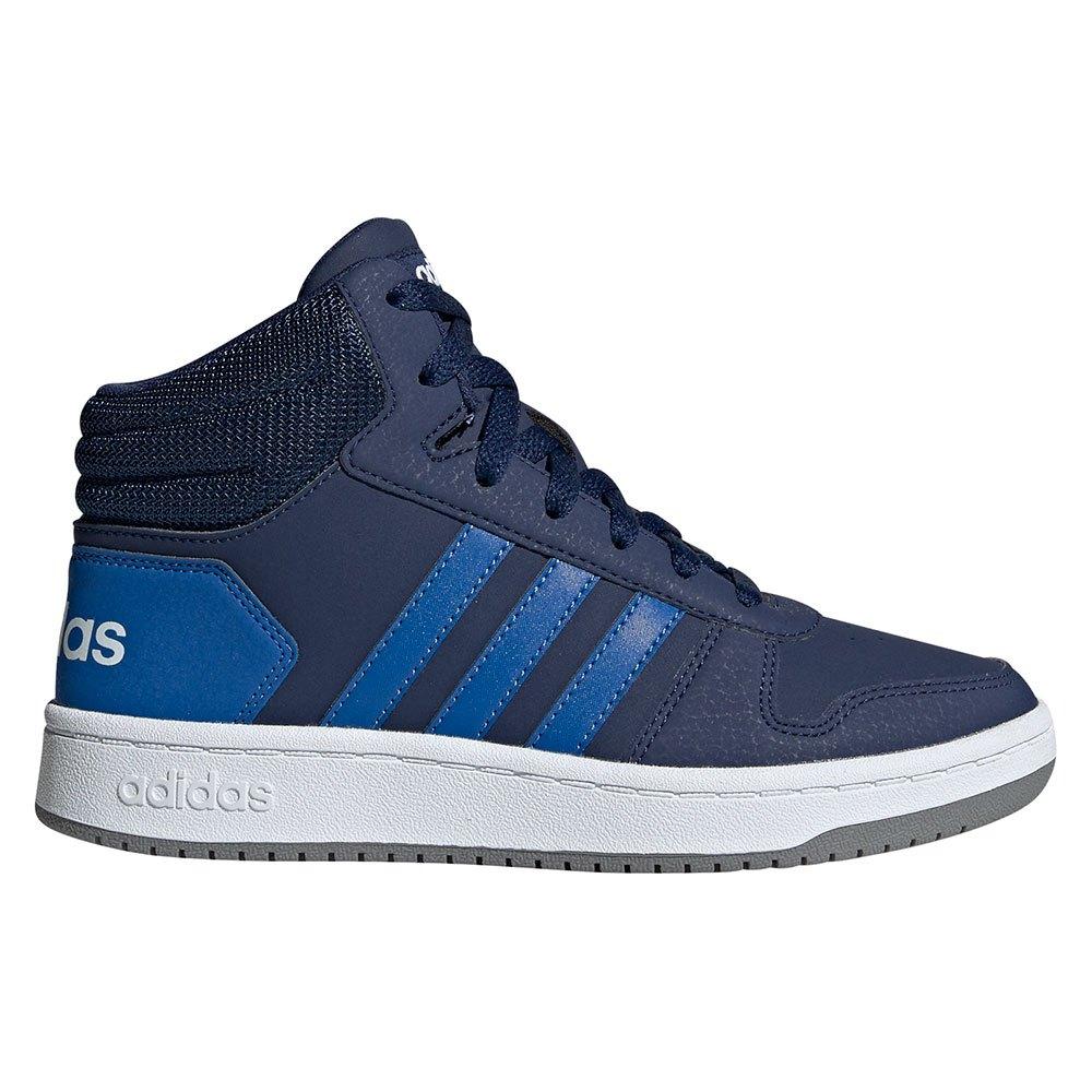 adidas Hoops Mid 2.0 Kid Blue buy and