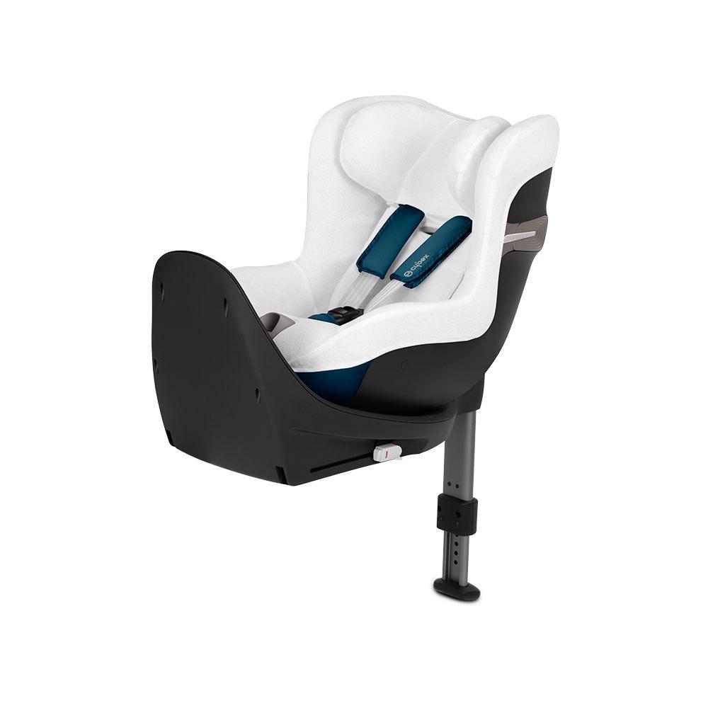 cybex sirona s i size summer cover white kidinn. Black Bedroom Furniture Sets. Home Design Ideas