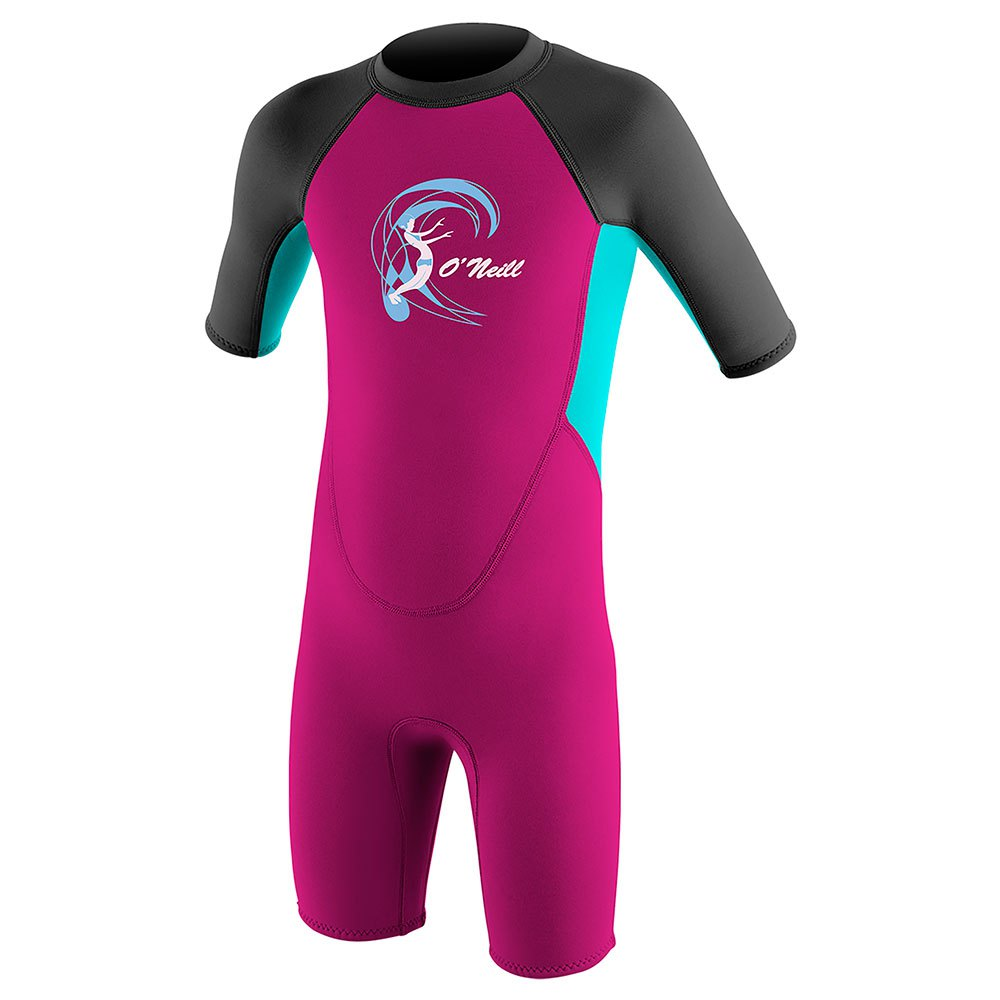NEW O/'Neill Childs Toddler Full Wetsuit Size 6 Kids Reactor-2 Youth 3//2