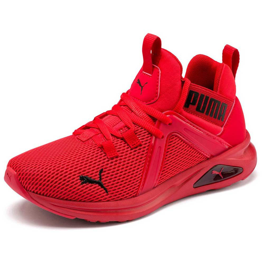 Puma Enzo 2 Weave Junior Red buy and