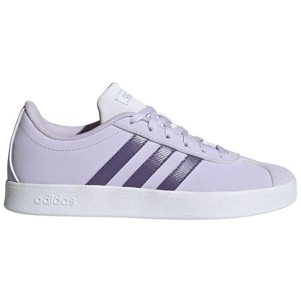 adidas VL Court 2.0 Kid Purple buy and