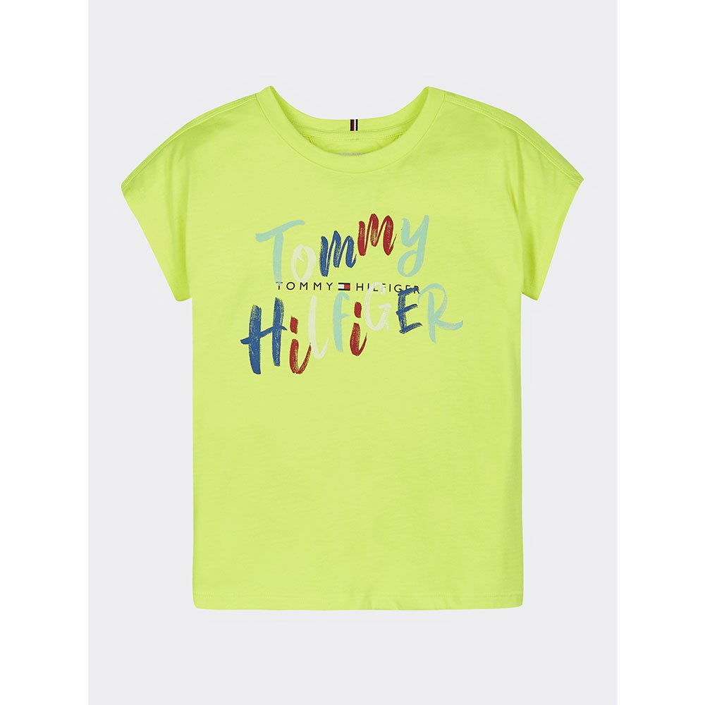 Tommy hilfiger Fluro Graphic ON Graphic