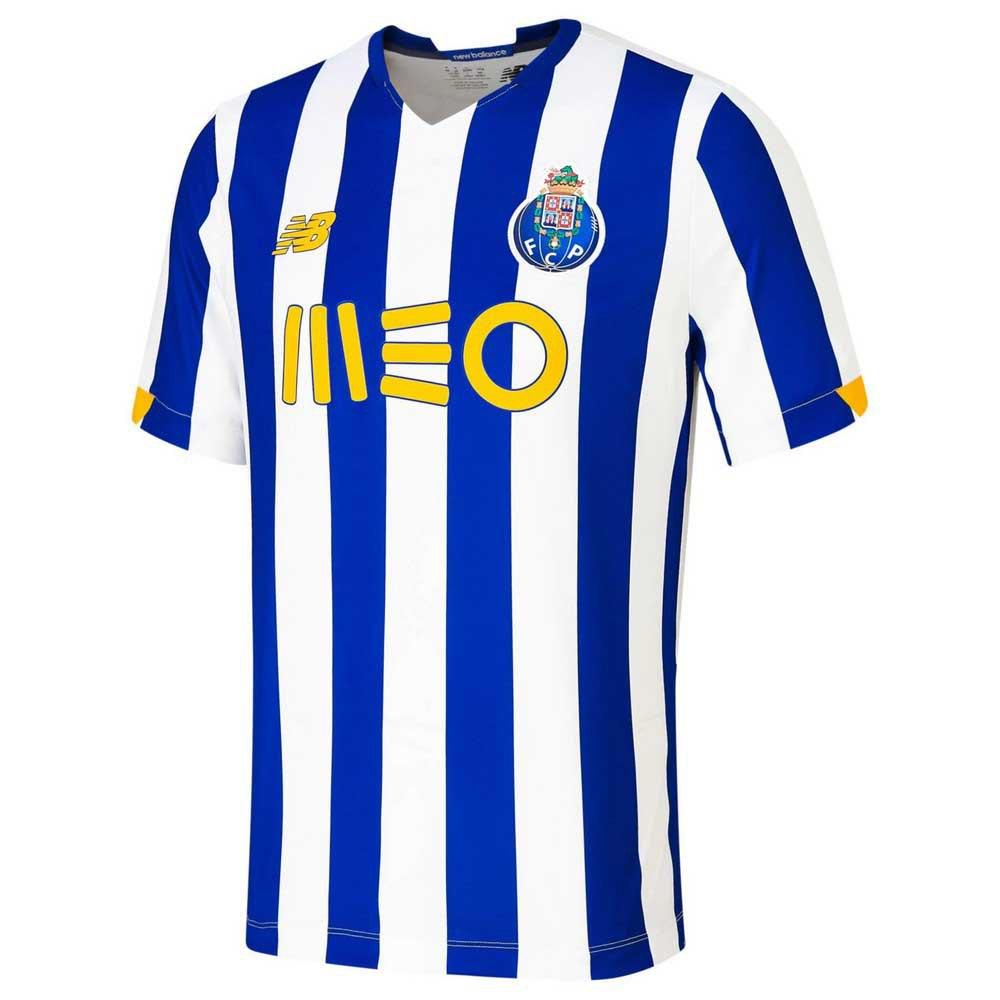 New balance FC Porto Home 20/21 Junior White, Kidinn