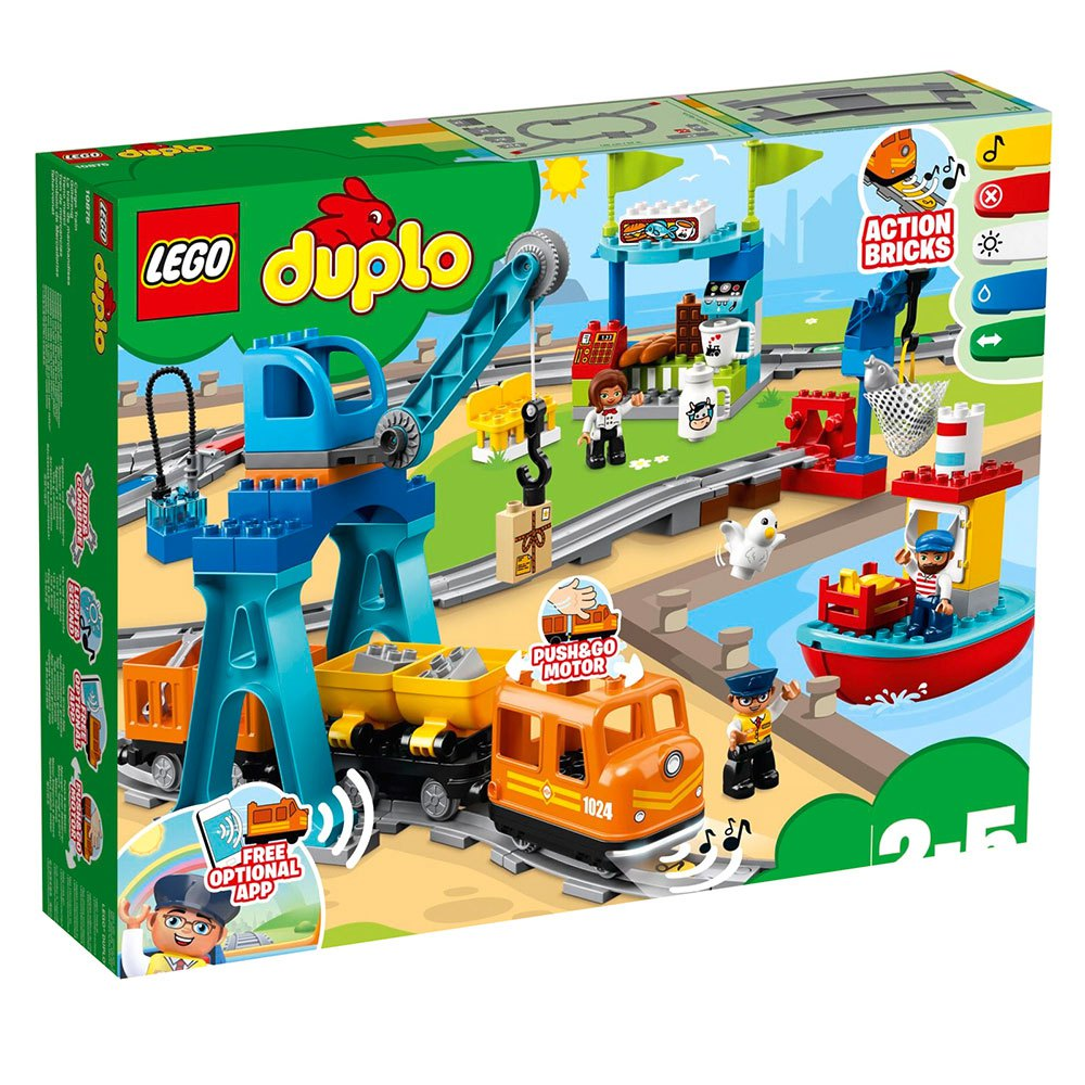 Lego Duplo 20 Cargo Train