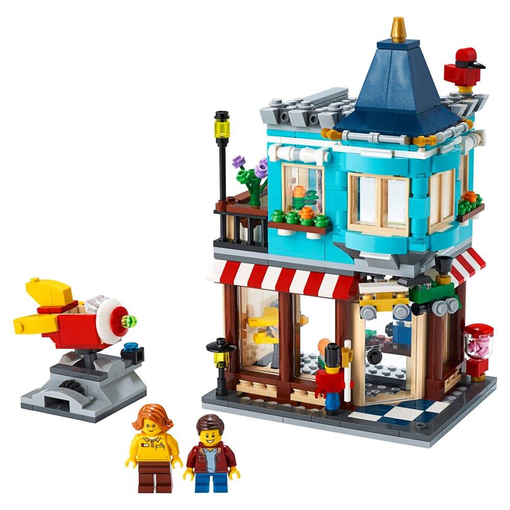 Lego Creator 20 Townhouse Toy Store