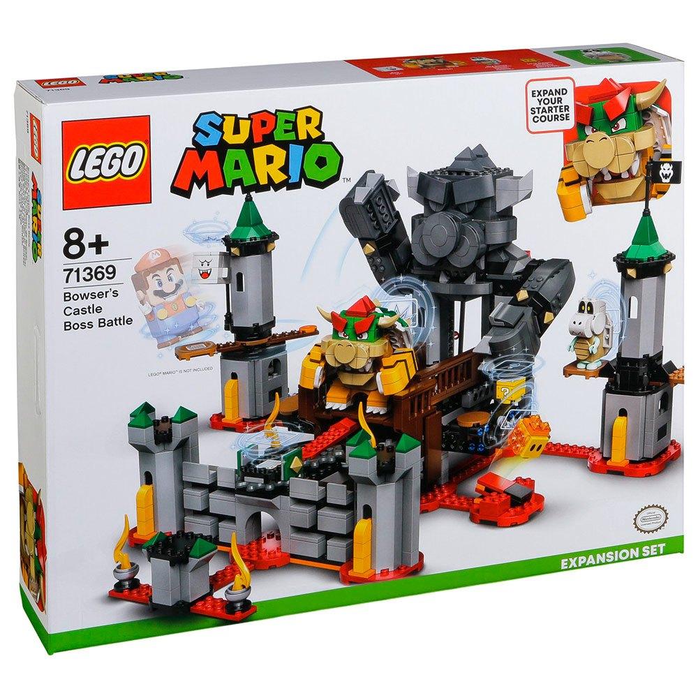 Lego Super Mario 20 Bowser´s Castle Boss Battle Expansion Set