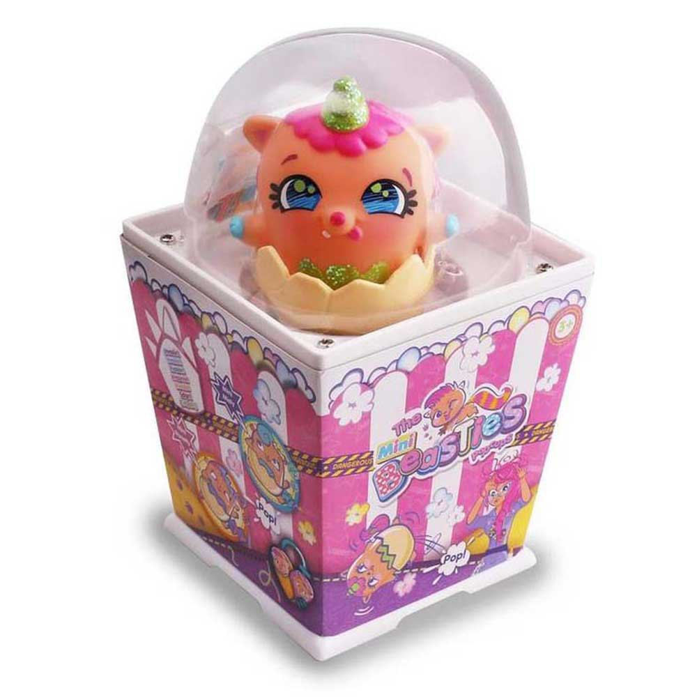 Famosa Mini Beasties Popcups Glusty