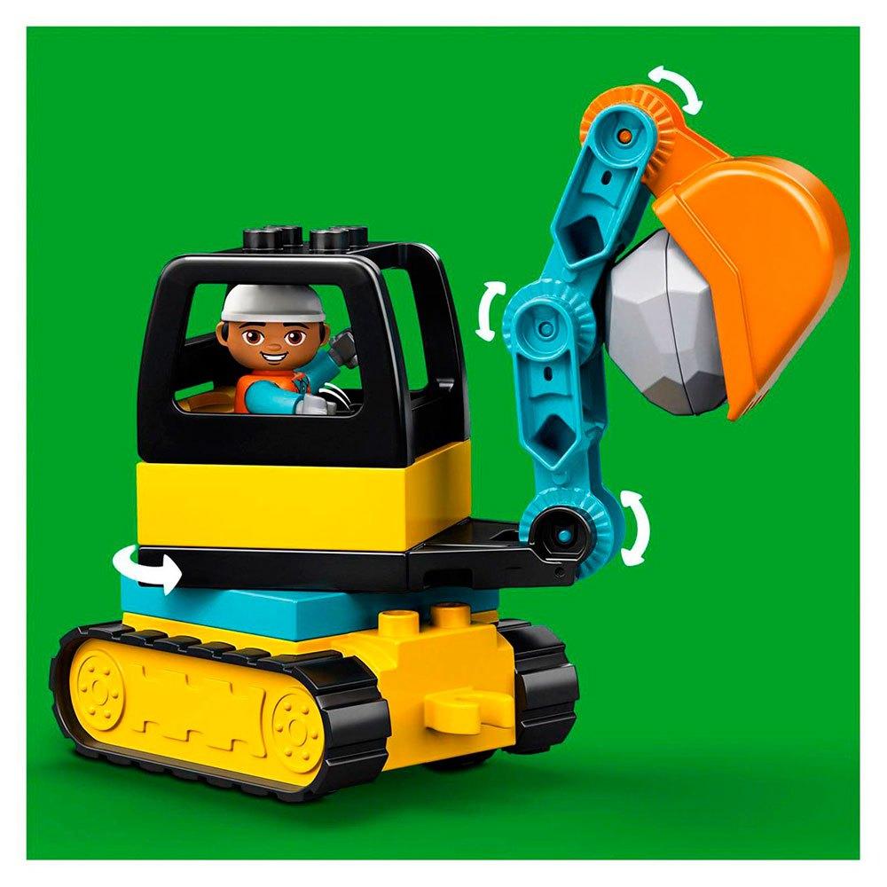 Lego Duplo 20 Truck & Tracked Excavator