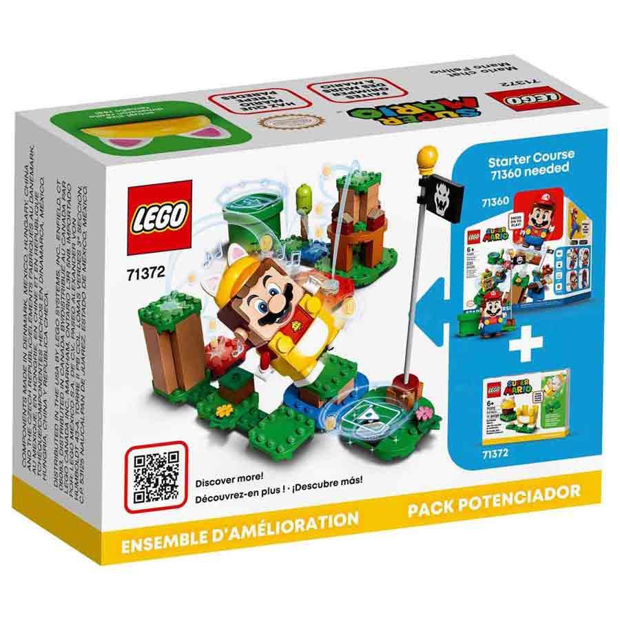 Lego Super Mario Cat Mario Construction Playset