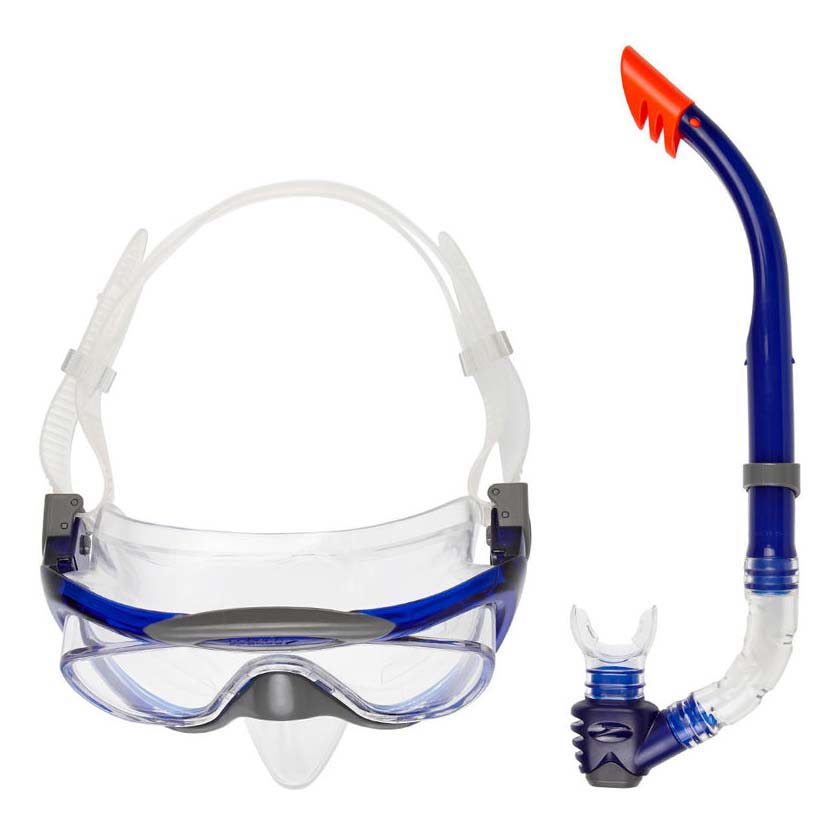 Speedo Glide Mask Snorkel Set