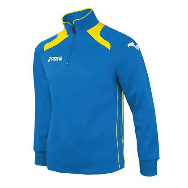Joma Champion II Man Zipped Sweatshirt