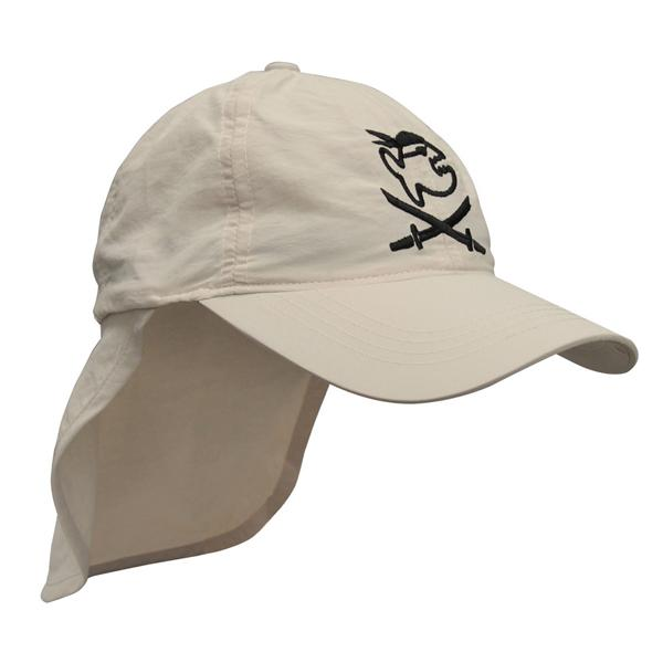 iQ-Company UV 200 Kids Cap & Neck Jolly Fish Stone