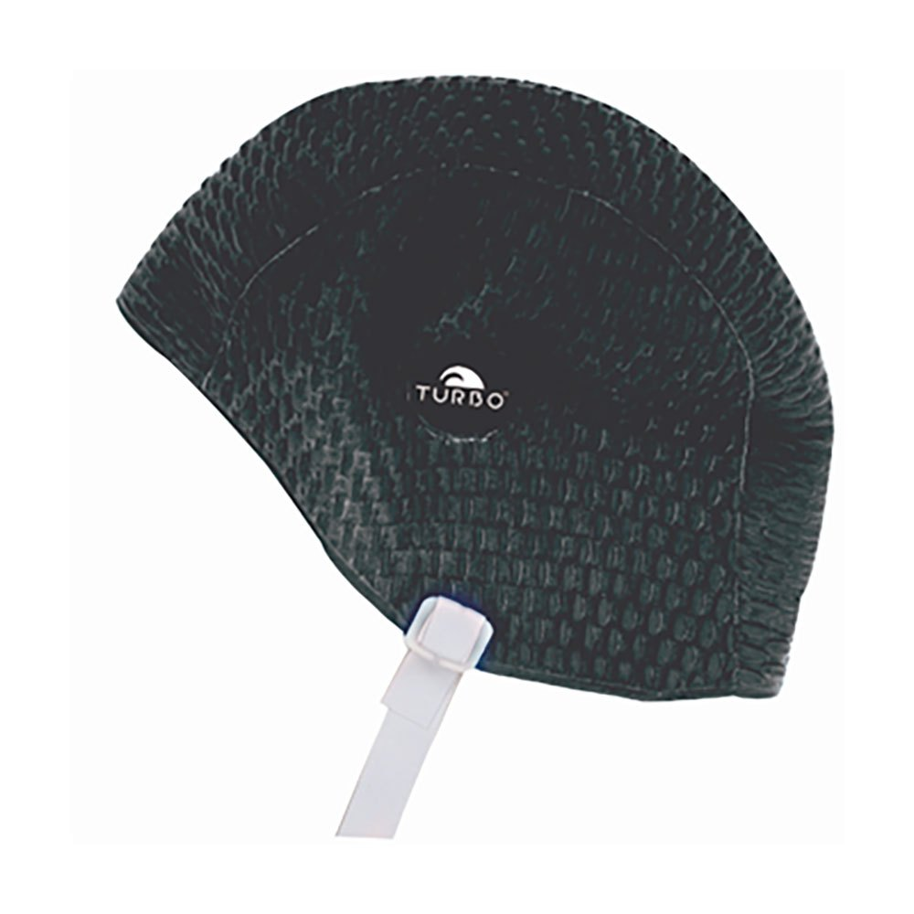 Turbo Black Bubble Cap Junior