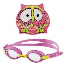 Head swimming Goggle Set Meteor Character