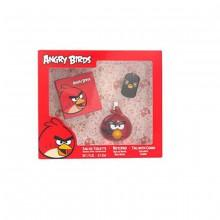 Consumo fragrances Angry Birds Red Eau De Toilette 50ml Notebook Necklace