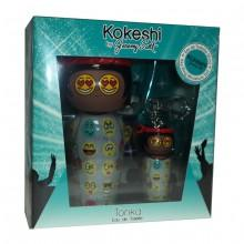 Consumo fragrances Kokeshi By Jeremy Scott Tonka Eau De Toilette 50ml Key Chain