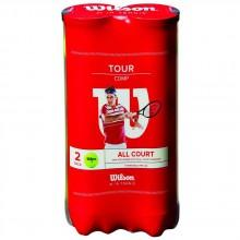Wilson Tour Comp All Court Bipack
