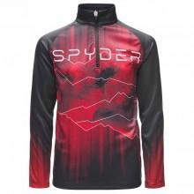 Spyder Limitless Rising Zip T Neck