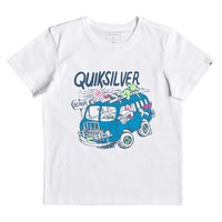 Quiksilver Wolf Riding