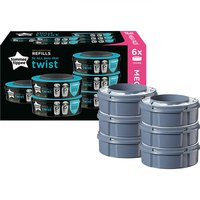Tommee tippee Sangenic Twist & Click Part x6