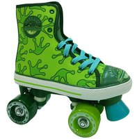 Park city Quad Skate Canvas Frog