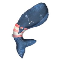 Baby bites Whale Maternity Pillow Small