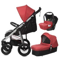Casualplay Loppi Allroad+Cot+Bay 0+