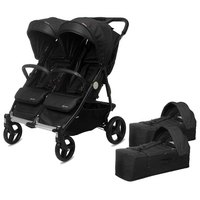 Playxtrem Baby Twin+2 Cot