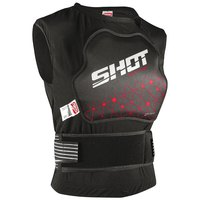 Shot Airlight Evo Jacket Sleevless