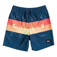 Quiksilver Word Block Volley Youth 15