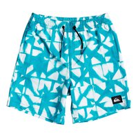 Quiksilver Dye Check Volley Youth 15´´