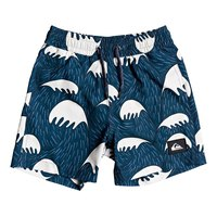 Quiksilver Jaws Volley Boy 12
