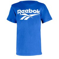 Reebok Big Vector Stacked Logo