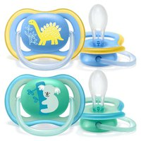 Philips avent Ultra Air Pacifier x2