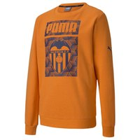 Puma Valencia CF Ftblcore Graphic Crew 20/21 Junior
