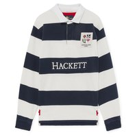 Hackett Lions Stripe Rugby