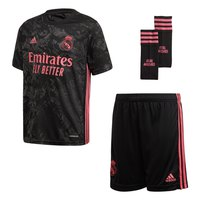 adidas Real Madrid Third Junior Kit 20/21