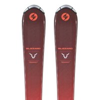 Blizzard Brahma 70-90+FDT 4.5 Junior Alpine Skis
