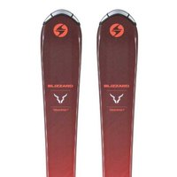 Blizzard Brahma L 110-140+FDT 7 Junior Alpine Skis