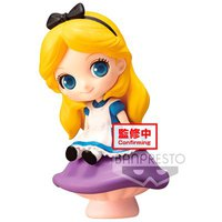 Banpresto Disney Sweetiny Petit Alice Q Posket 6 cm