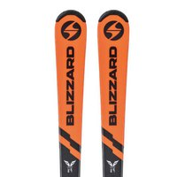 Blizzard Firebird RC+FDT 7 Junior Alpine Skis