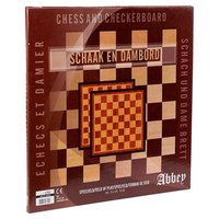 Abbey Draughts/Chess Board