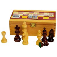 Abbey Chess Pieces Set