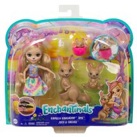 Enchantimals Family Toy Set