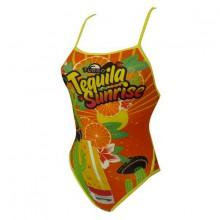 Turbo Tequila Sunrise Thin Strap